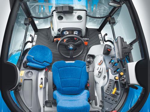 New Holland T5 Transmission System