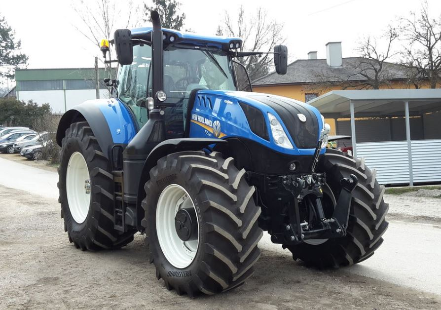 New Holland T7.290 Heavy Duty Tractor