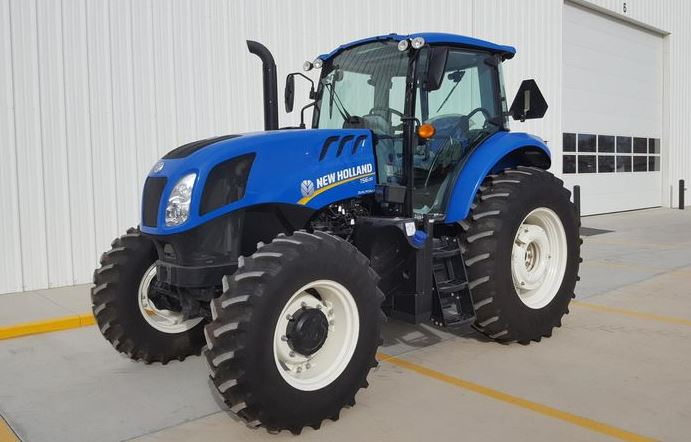 New Holland TS6.130 Tractor