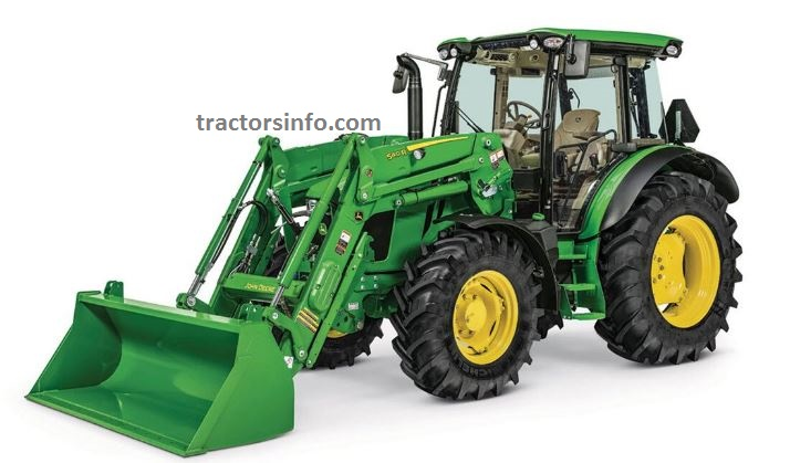 New John Deere 5100R Tractor Price Specs Review & Features