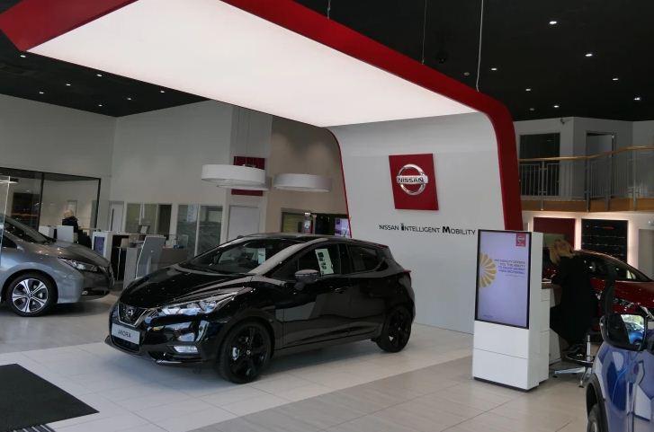 Nissan Customer Opinion Survey
