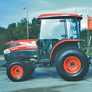 Overview Of Kubota L5240 Tractor