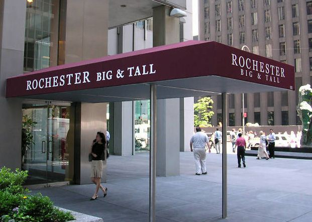 Rochester Big & Tall Customer Satisfaction Survey