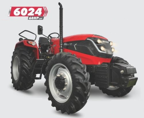 SOLIS 6024 S Tractor Price in India
