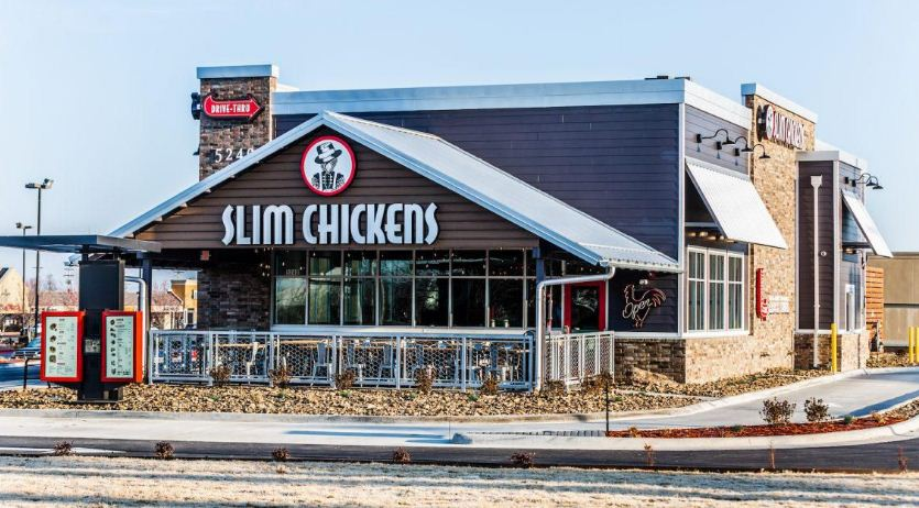 Slim Chickens Customer Experience Survey
