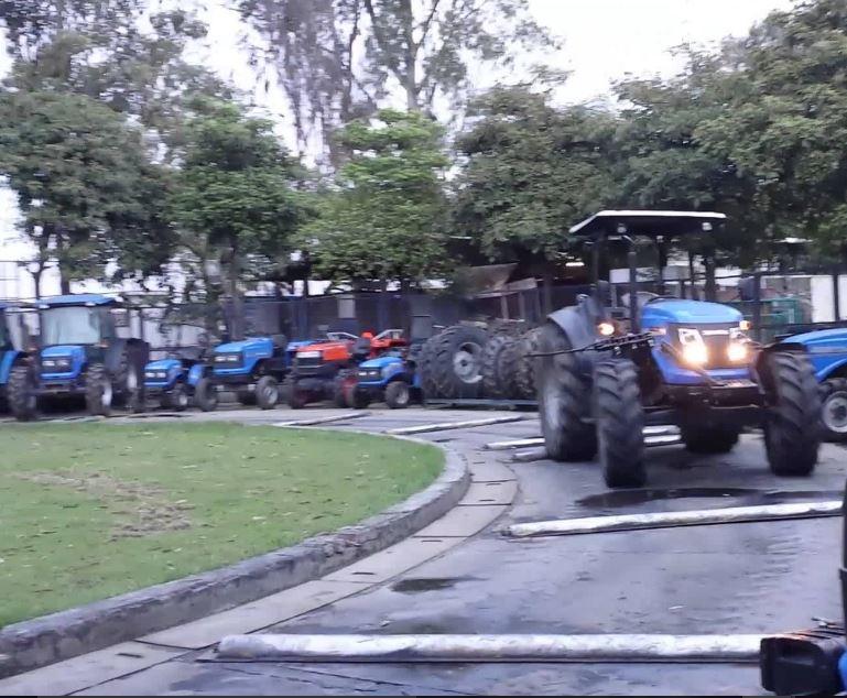 Sonalika SOLIS 110 International Tractor specs