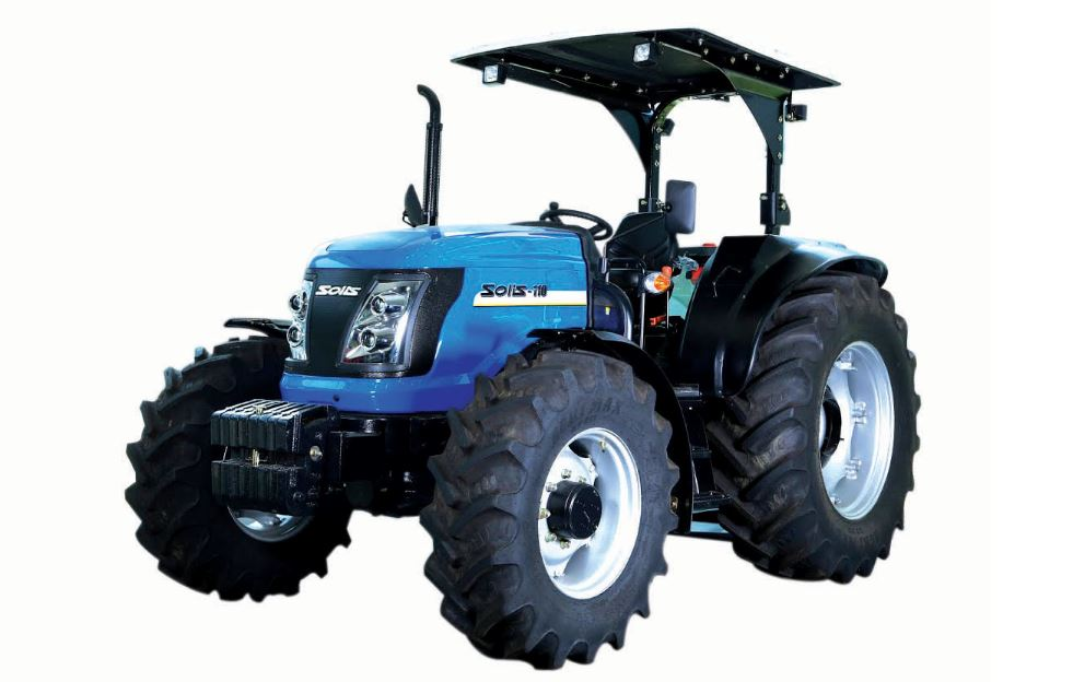 Sonalika SOLIS 110 International Tractor 3