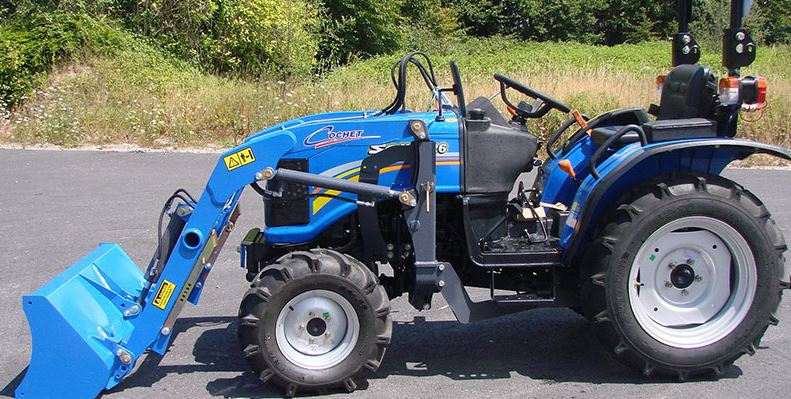 Sonalika SOLIS 26 International Tractor Key Features