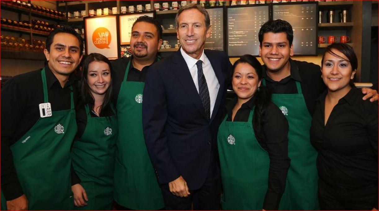 Starbucks Employee Benefits