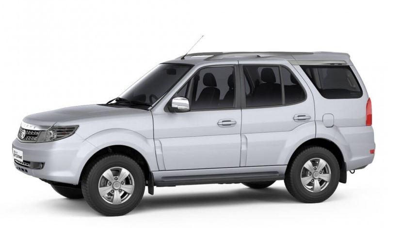 TATA Safari Strome VX 4 X 2 Car