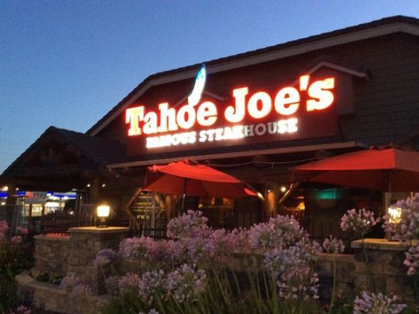 Tahoe Joe's Customer Survey