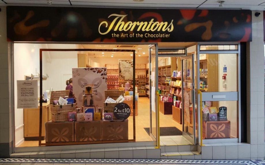 Thorntons Customer Experience Survey