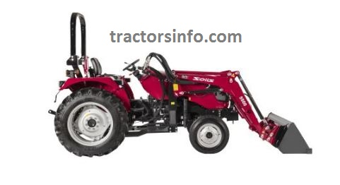 Yanmar SOLIS 40 2WD Utility Tractor Price in USA