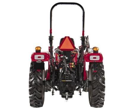 Yanmar SOLIS 40 2WD Utility Tractor specs