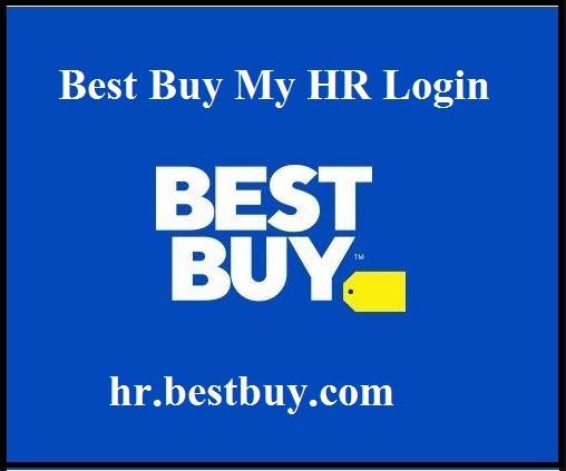 Best Buy My HR