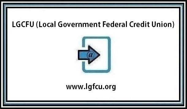 LGCFU Login page