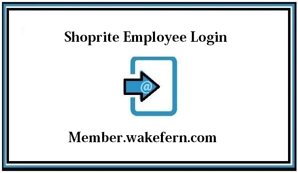 Shoprite Employee Login