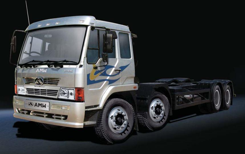 AMW 3118 HL Cab Heavy Duty Truck
