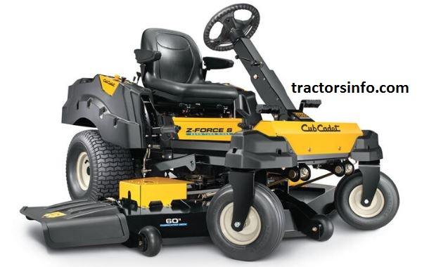 Cub Cadet Z-Force S 60 For Sale Price Specs Review