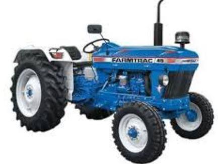 Escorts Powertrac Euro 45 Tractor
