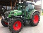 Fendt 209 Vario Tractor