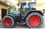 Fendt 716 Vario Tractor