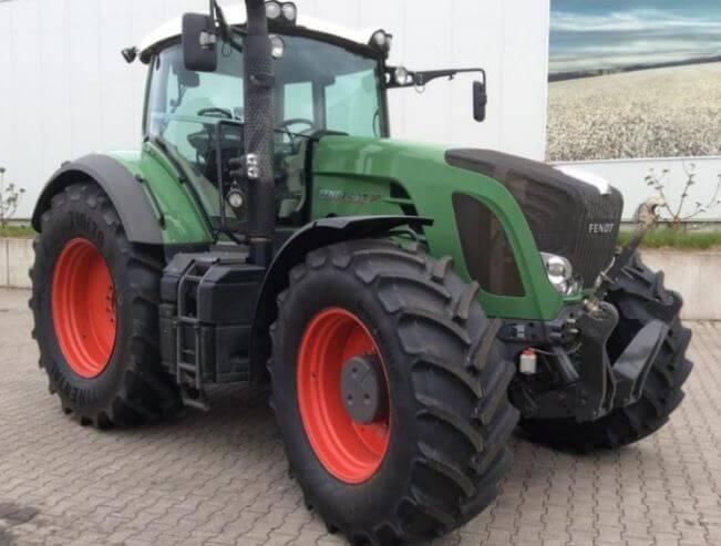 Fendt 927 Vario Tractor