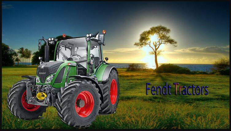 Fendt Tractors Price list