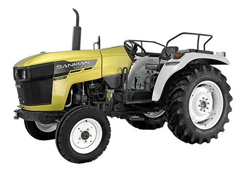 Force Sanman 5000 Tractor Price in India Specs Features & Images