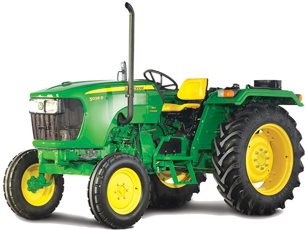 John Deere 5038 D Pudding Special Tractor Price Specs Overview
