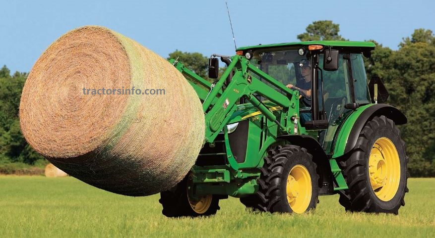 John Deere 5115M For Sale Price, Specification, Review, Overview