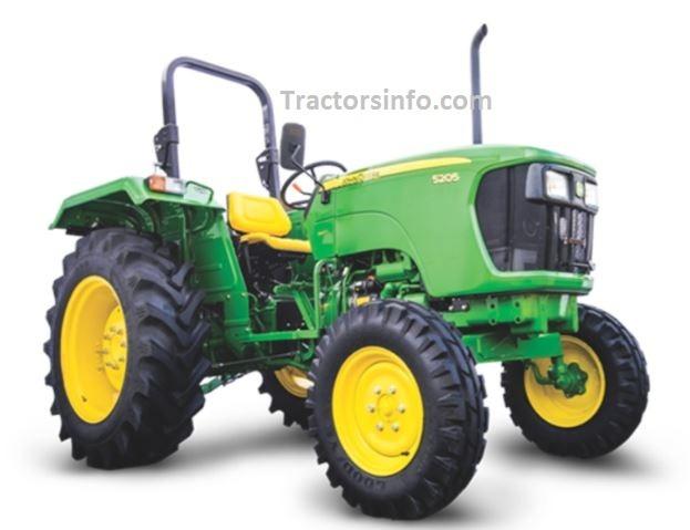 John Deere 5205 Tractor Price in India Specs & Features