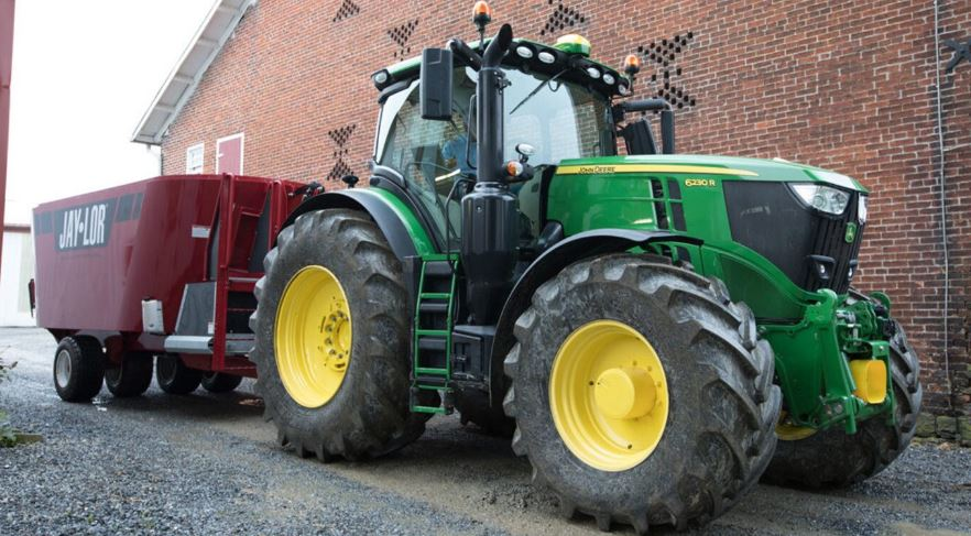 John Deere 6230R For Sale Price, Specs, Review, Overview
