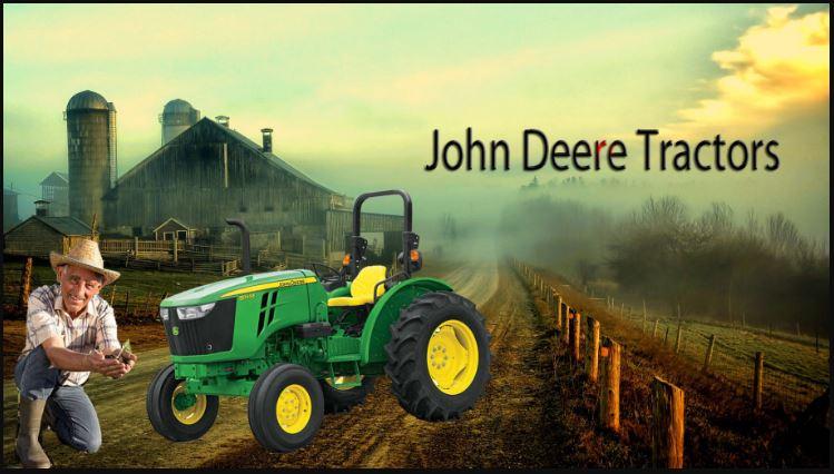 John Deere USA Tractors