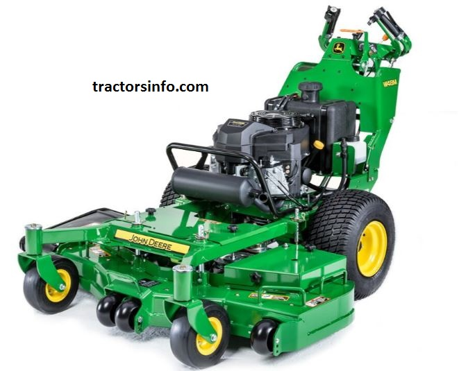 John Deere W48M Commercial Walk-Behind Mower For Sale Price Specs Review