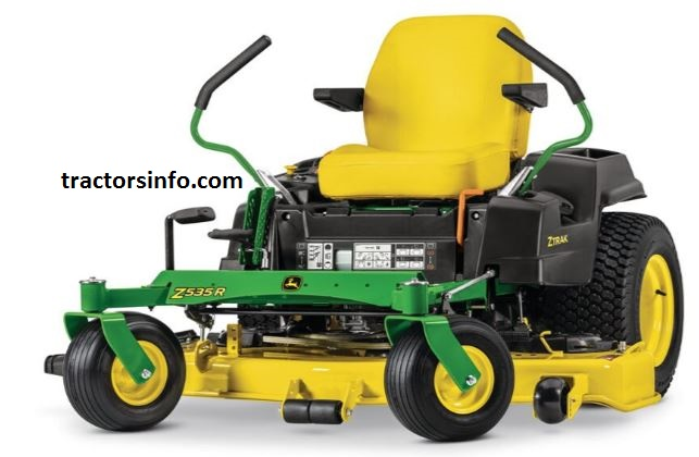 John Deere Z535R ZTrak™ Mower with 54-in. High Capacity Deck For Sale Price, Specs, Review, Overview