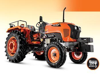 Kubota MU4501 2WD Tractor price in India