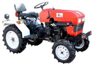 Lovson 4 x 4 Little Ginnie – 14.5 hp Tractor