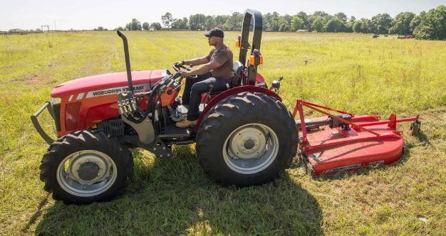 Massey Ferguson 2604H Tractor
