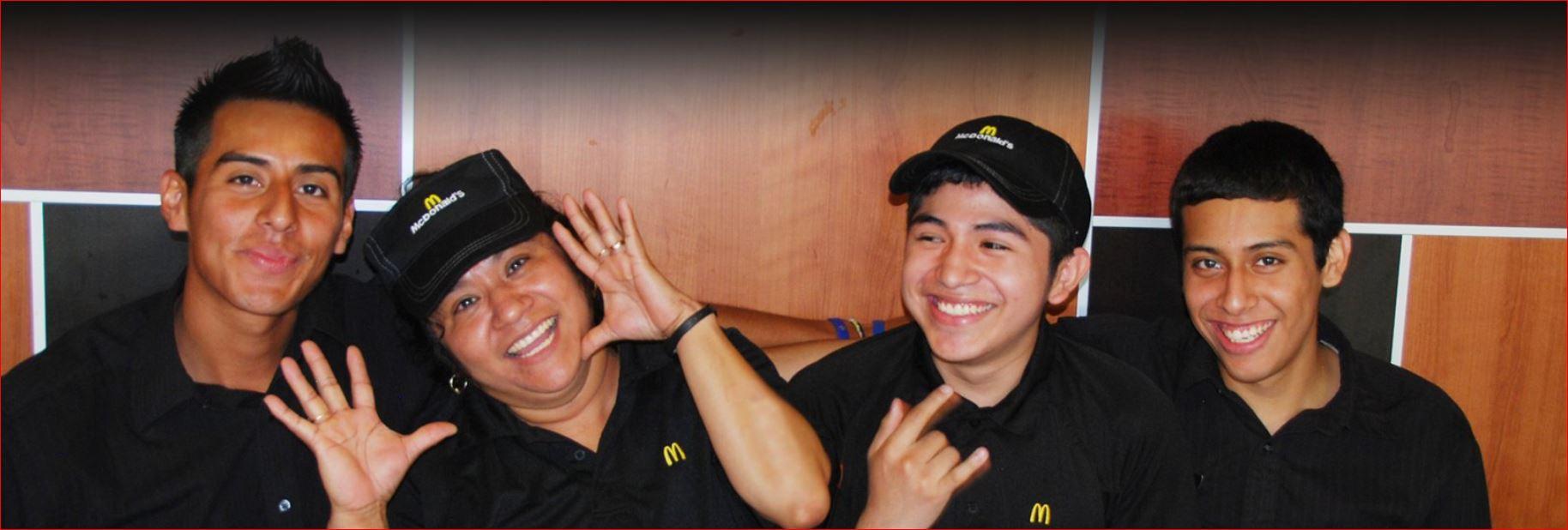McDonalds Employee Discounts