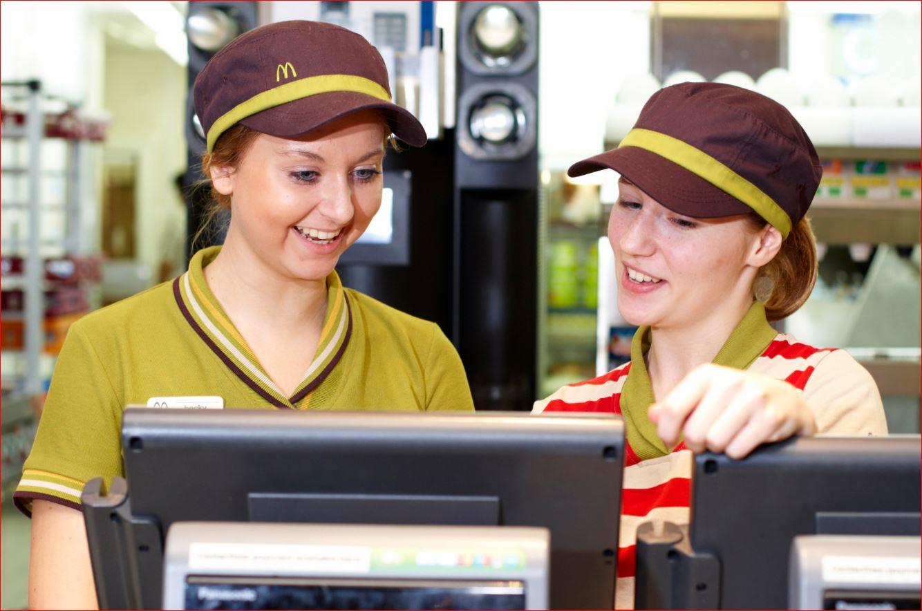 McDonalds Perks