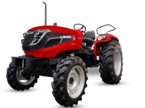 SOLIS 4215 E Tractor Price in India Specs Features & Images