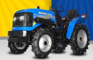 Sonalika GARDENTRAC 20 Mini Marvel Tractor