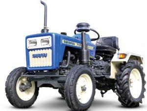 Swaraj 717 Mini Tractor Price In India
