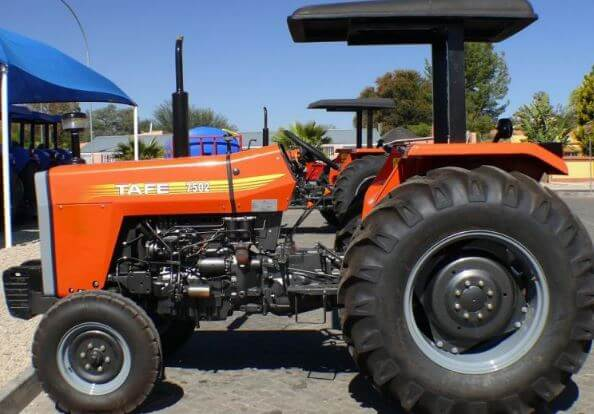 TAFE 7502 2WD Tractor
