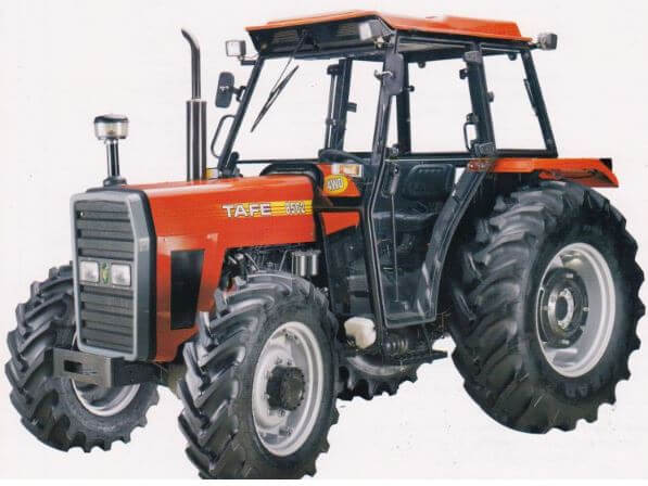 TAFE 8502 4WD Tractor