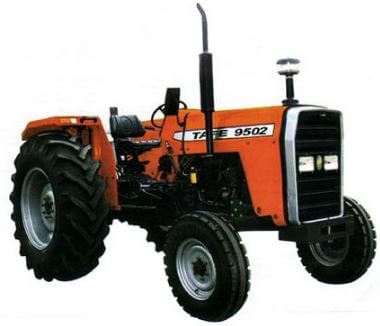 TAFE 9502 4WD Tractor