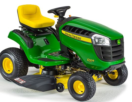 ohn Deere Lawn Mower D105