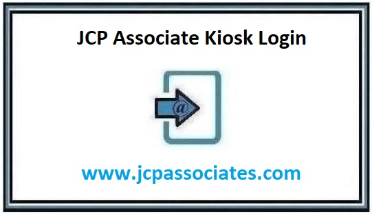 JCP Associate Kiosk Login