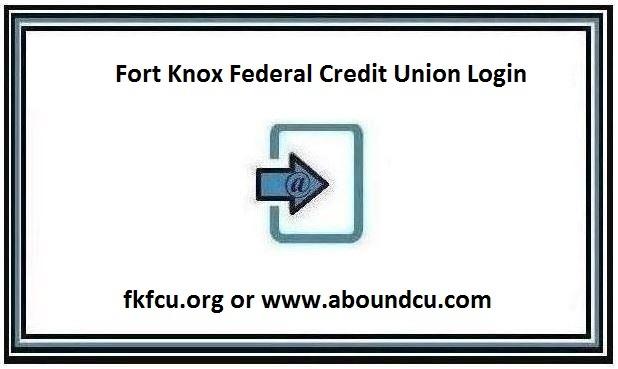 fkfcu org login page
